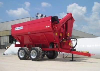Auger wagon