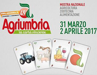 Agriumbria Fair – Bastia Umbra 2017