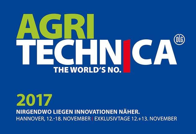 Agritechnica Fair – Hannover 2017