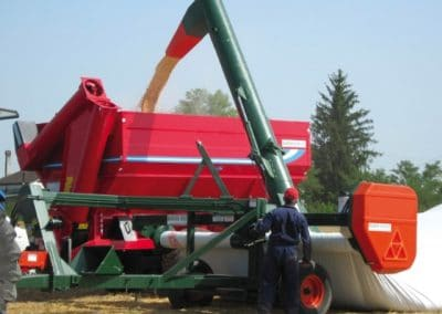 Auger wagon + ER9 Extractor