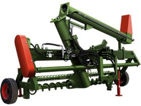 Grain Bag Unloader Boschi EK9