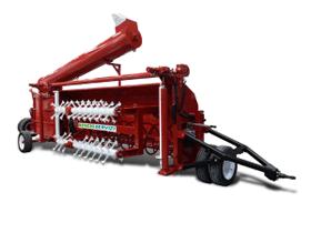Estrattore per Biomasse Boschi EBM