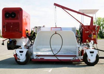 Manitoba EE - Versione motorizzata