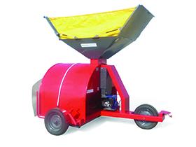 Grain bagger Boschi IK6