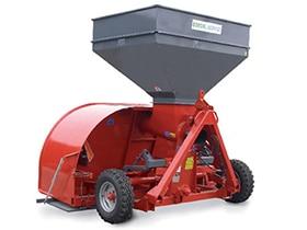 Insaccatrici per cereali Boschi IM9/IM12 con carico dall'alto