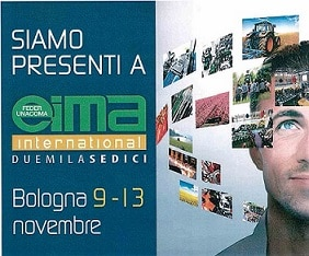 Eima International Fair – Bologna 2016