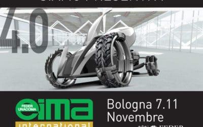 EIMA International 7-11 Novembre 2018