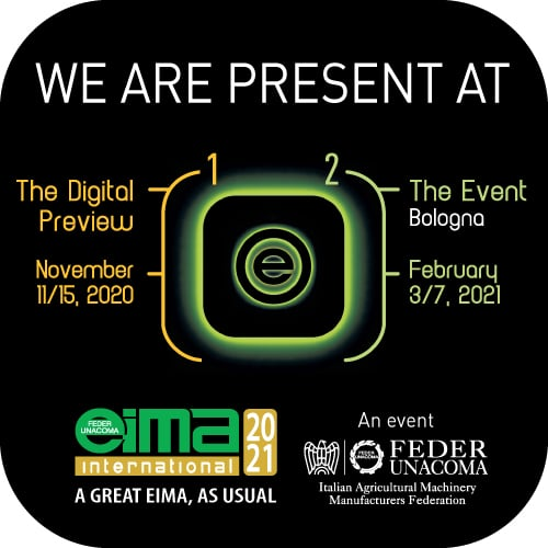 EIMA INTERNATIONAL FAIR 2020-2021